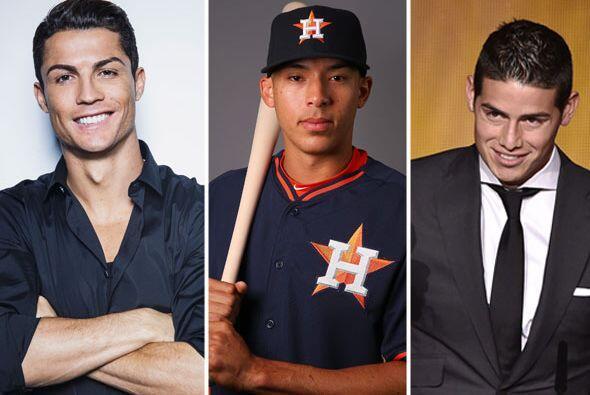 Estos son los deportistas nominados en la categoría Deportes a Deportist...