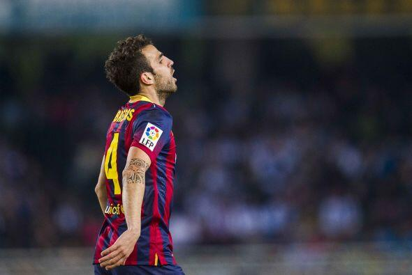 Con Fàbregas en el campo, el Barça es sencillamente peor, porque para qu...