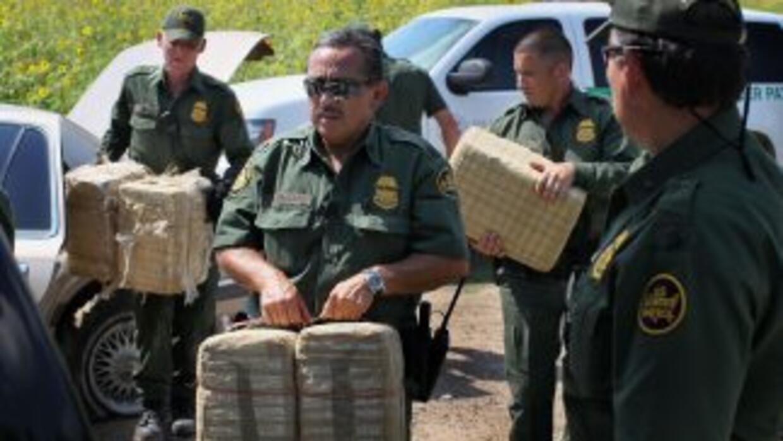 La lucha contra el narco se intensificó en los últimos meses en la zona...