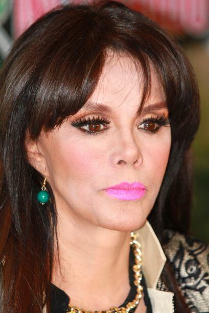 Lucía es una de las divas de la pantalla chica.