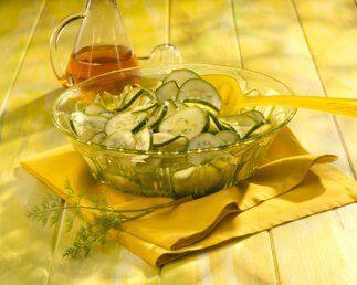 Ensalada de pepinos: Qué mejor acompañante de un pescado q...