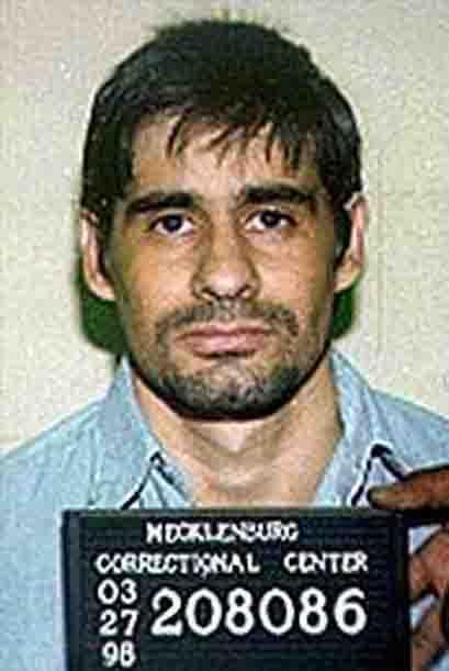 El paraguayo Ángel Breard fue ejecutado el 14 de abril de 1998 en Virgin...