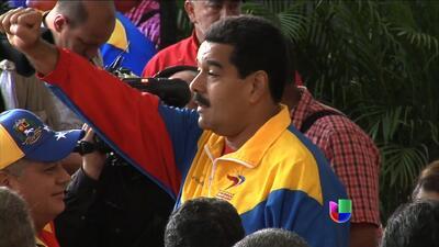 Nicolás Maduro nombró a su equipo de gobierno