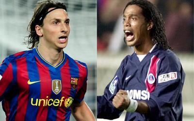 Critican en Brasil el nivel de Ronaldinho BarcelonayPSG.jpg