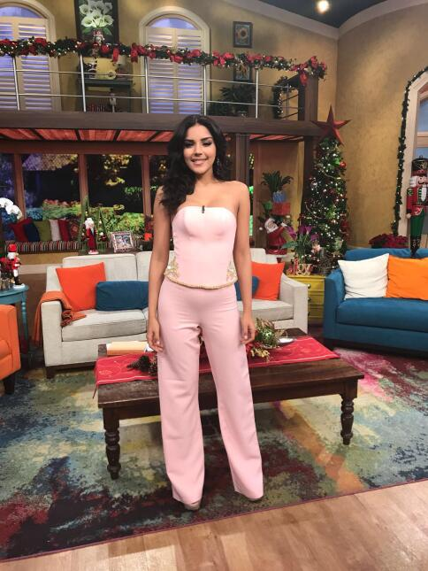 Laura González Ospina, Miss Colombia en Despierta América