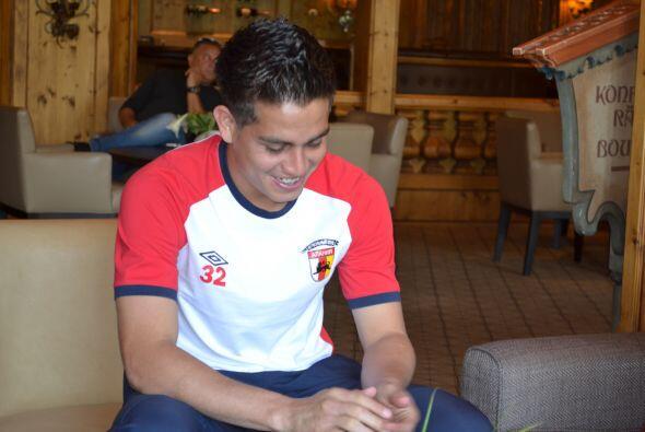 El Salvadoreño se reunió en Austria con sus nuevos dirigen...