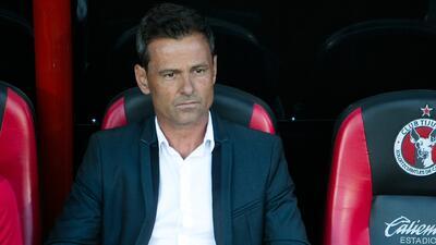 """Diego Cocca: """"Todos los partidos nos sirven para que el equipo evolucione"""""""