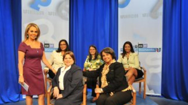 El programa, que presentará la galardonada periodista María Elena Salina...