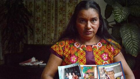 Rosa Ramírez Tolentino has spent seven years collecting evidence to prov...