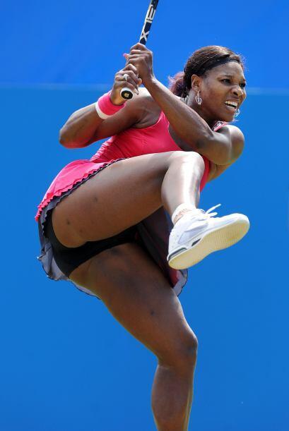 A pesar de que Serena remontó un 5-2 adverso y salvó tres puntos de part...