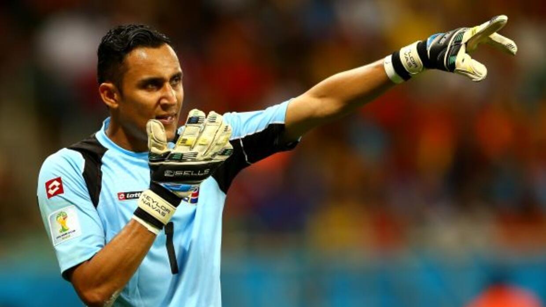 El portero costarricense tuvo una gran Copa del Mundo.