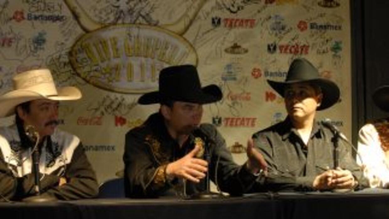 El vocalista de Caballo Dorado, Eduardo Gameros, fue herido de bala tras...