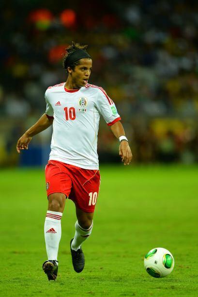 Primero en el torneo Esperanzas de Toulon donde ayudó a que México levan...