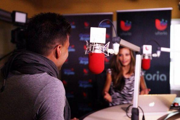 Disfruta de la entrevista en www.iloveklove.com bajo VIDEOS.