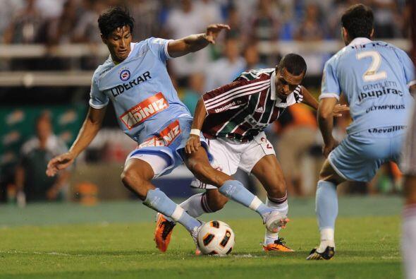 Además de Fluminense y Argentinoa Juniors, el Grupo 3 también lo conform...