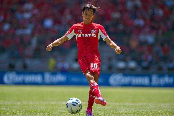 Toluca es otro de los clubes que tiene seis no nacidos en México en su p...