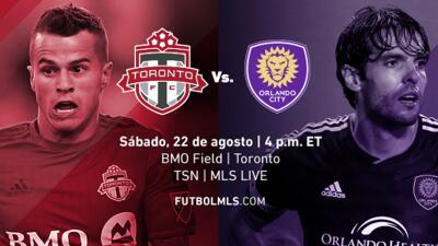 Toronto FC vs Orlando City SC