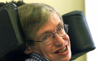 El físico británico Stephen Hawking murió este mi&e...