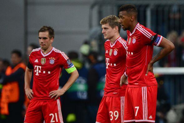 Bayern, que habitualmente envía a la mayoría de los seleccionados aleman...