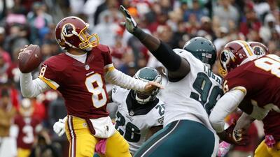 Highlights Temporada 2015 Semana 4: Washington Redskins 23-20 Philadelph...