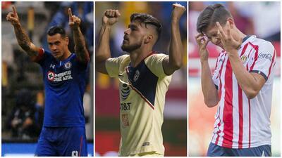 La jornada diez de la Liga MX y sus protagonistas