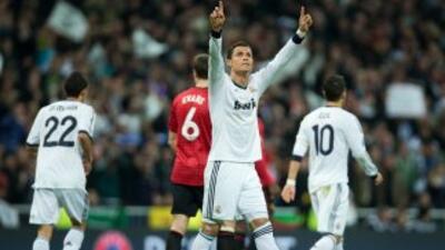 El portugués ya le marcó al United en el duelo de ida y mostró un gran n...