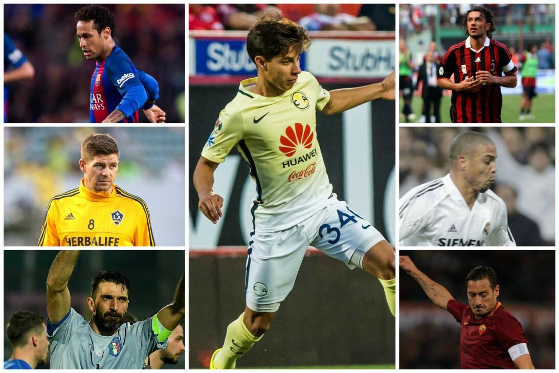 El debut de Diego Lainez con 16 años, 8 meses y 25 días abre la puerta a...