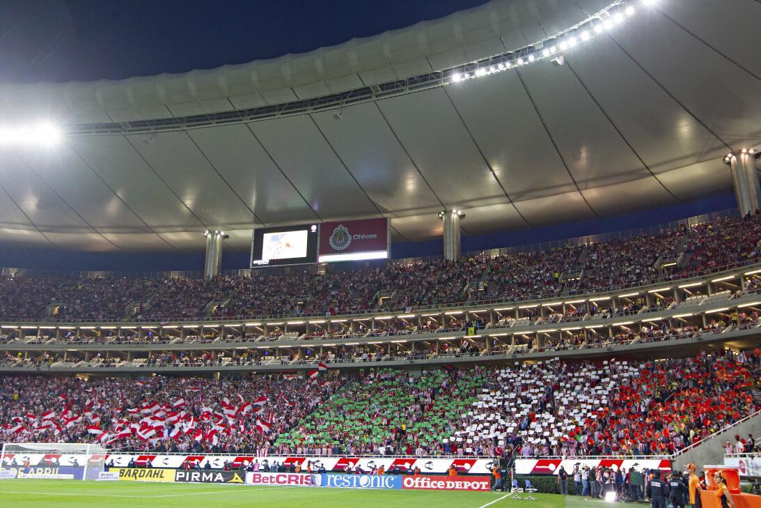 América y más mosaicos espectaculares en el fútbol mundial GettyImages-5...