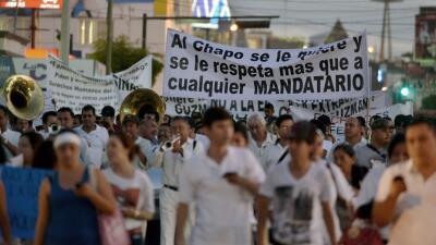 Darwin Franco: 'El Chapo' no es aquel que sale en las noticias, esa es s...