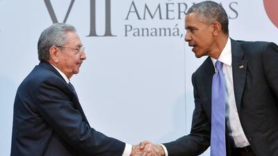 Cuba sale de la lista de países que patrocinan el terrorismo