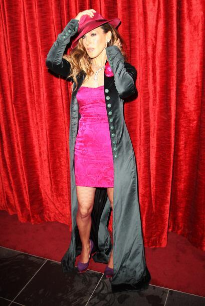 Sarah Jessica Parker es una de las mujeres más estilosas del mundo, no p...