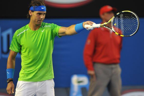 """Nadal no tuvo reparos en insistir en que Djokovic es actualmente """"el mej..."""