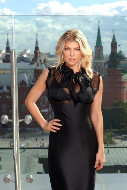 Cierto día Fergie habló del incidente que tuvo en 2005 cuando asistió a...