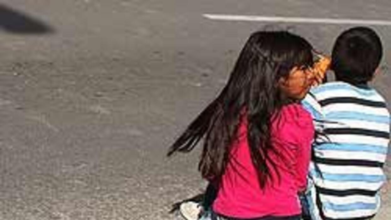 En México trabajan 3 millones de niños y el 47 por ciento no recibe pago...