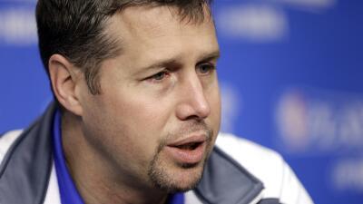 Joerger fué el entrenador de Memphis por los últimos tres...