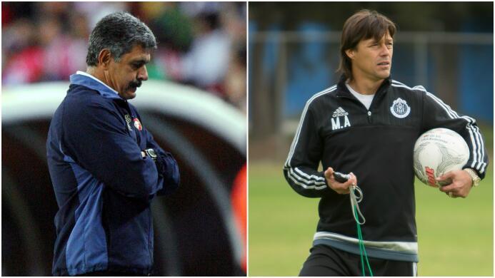 """Almeyda va por el penoso récord del """"Tuca"""" Ferretti"""