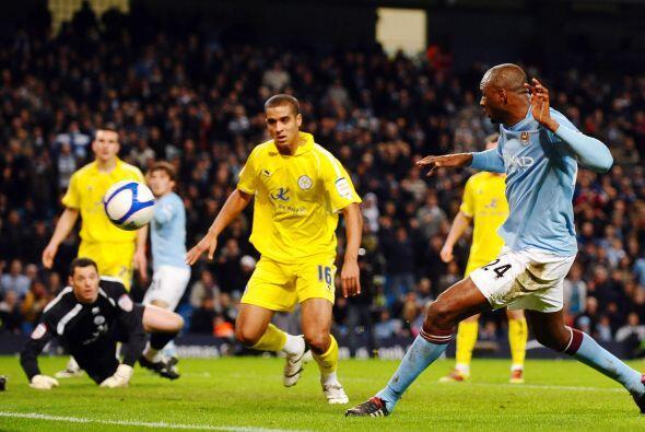 Y faltaba un gol del francés Patrick Vieira.