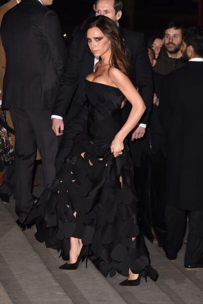 La exhibición de McQueen se titulaba: Savage Beauty (Belleza Salvaje).