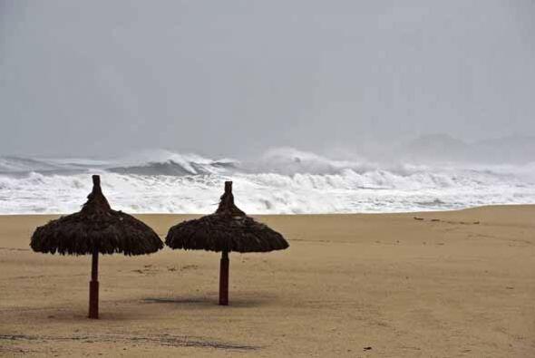 El paso del huracán Odile por las cosas mexicanas de Baja California Sur...