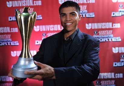 Víctor 'Vicious' Ortiz fue el más votado por los usuarios...