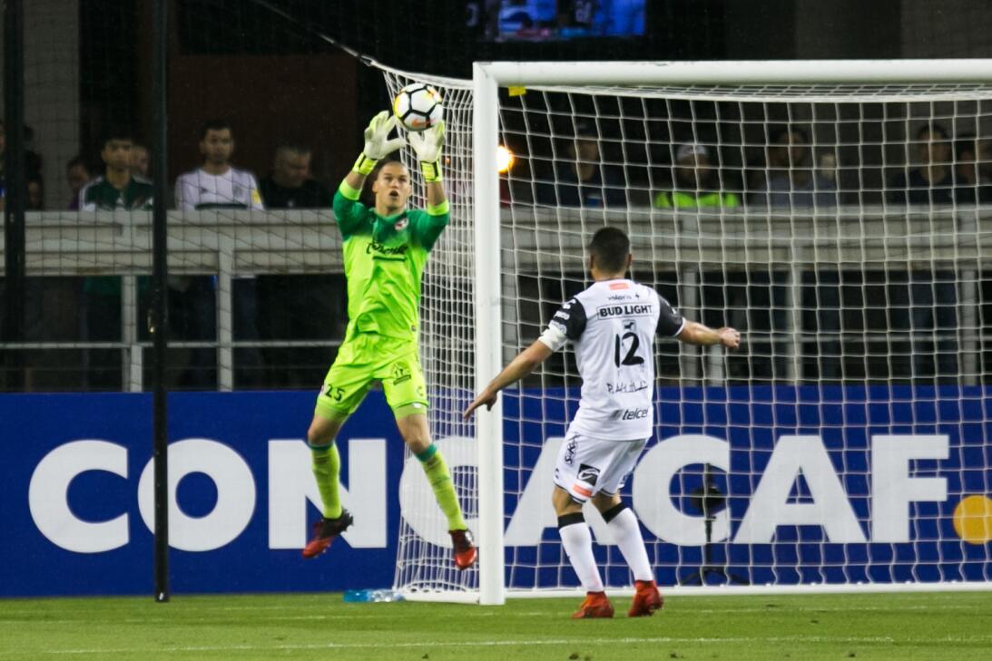 Con gol de Ignacio Rivero, Xolos le ganó a Motagua en la Liga de Campeon...