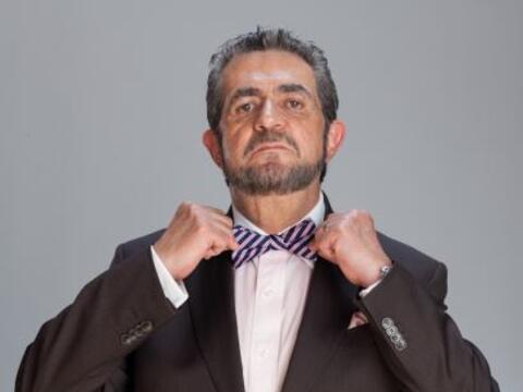 """El """"Flaco"""" Ibañez es un reconocido actor de comedia y humorista m..."""