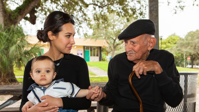 salud hispanos abuelos