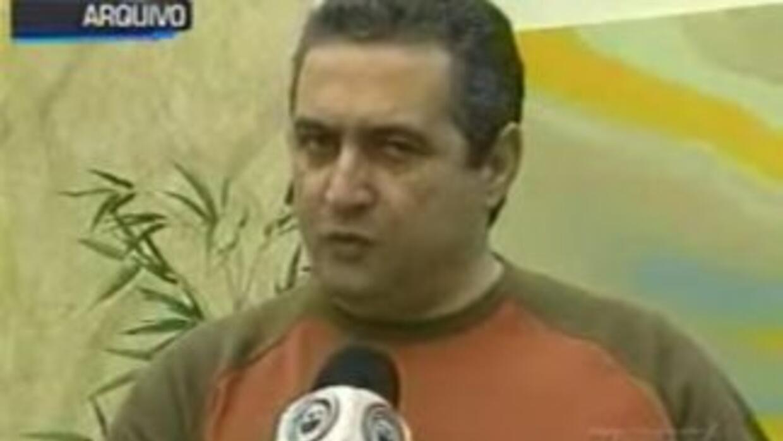 José Janene, en una magen tomada de la cuenta Torobá Londrina de Youtube.