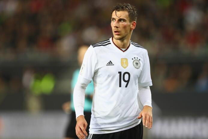 Leon Goretzka - 22 años (Alemania / Schalke 04)