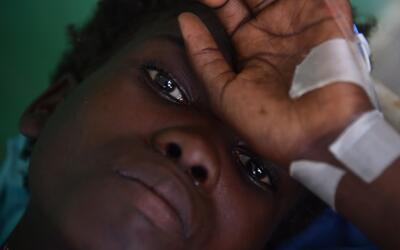 Preocupación por la seguridad con la llegada de ayuda a Haití