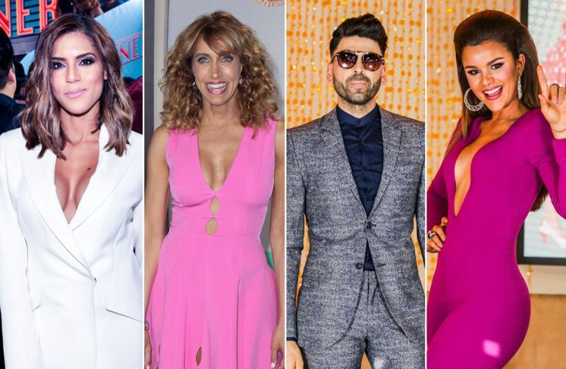 Talento de Univision en Premios Juventud 2016.