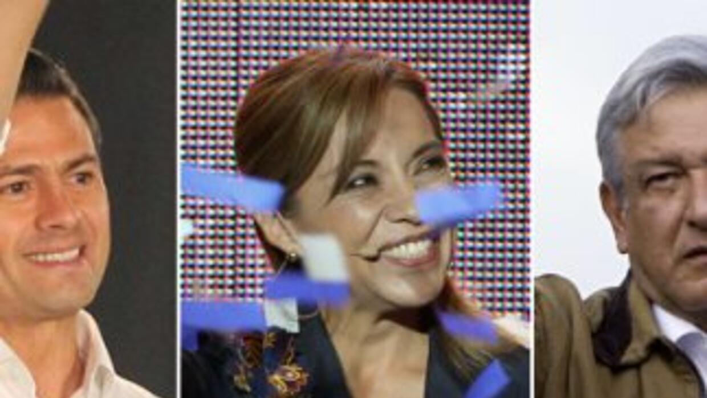 Conozca a continuación más sobre Josefina Vázquez Mota, Enrique Peña Nie...