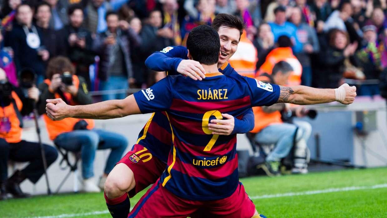Messi y Suárez acabaron con el Atlético