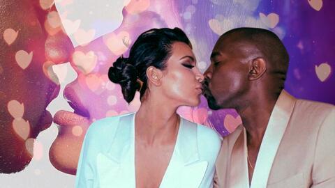 kim y Kanye cuarto aniversario
